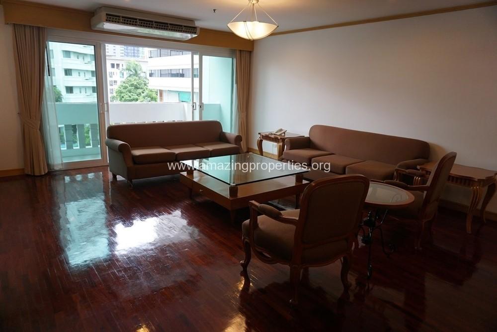 G.M. Tower - For Rent 3 Beds Condo in Khlong Toei, Bangkok, Thailand | Ref. TH-JNQVRXYY