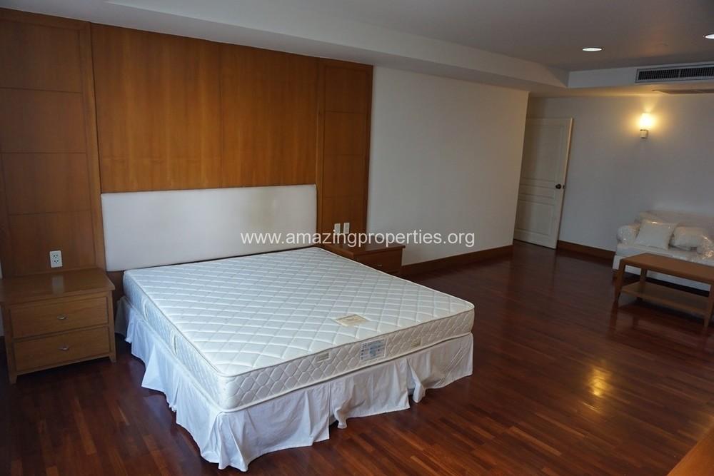Krungthep Thani Tower - For Rent 3 Beds Condo Near BTS Phrom Phong, Bangkok, Thailand | Ref. TH-JJYCRDYW