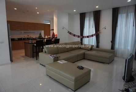 В аренду: Кондо с 4 спальнями возле станции MRT Sukhumvit, Bangkok, Таиланд