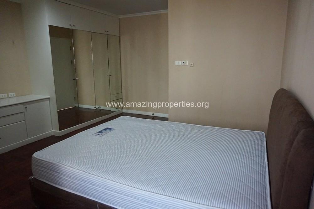 Belair Mansion - For Rent 3 Beds Condo Near MRT Sukhumvit, Bangkok, Thailand | Ref. TH-WINHFGRA