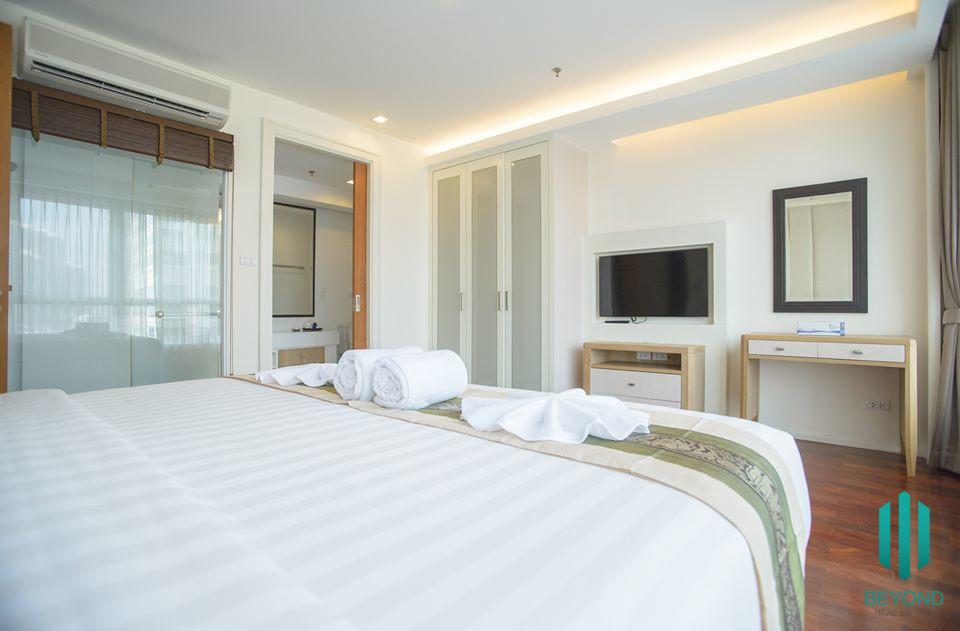 จีเอ็ม เซอร์วิส อพาร์ตเมนท์ - ให้เช่า คอนโด 2 ห้องนอน คลองเตย กรุงเทพฯ | Ref. TH-TSGAVGHB