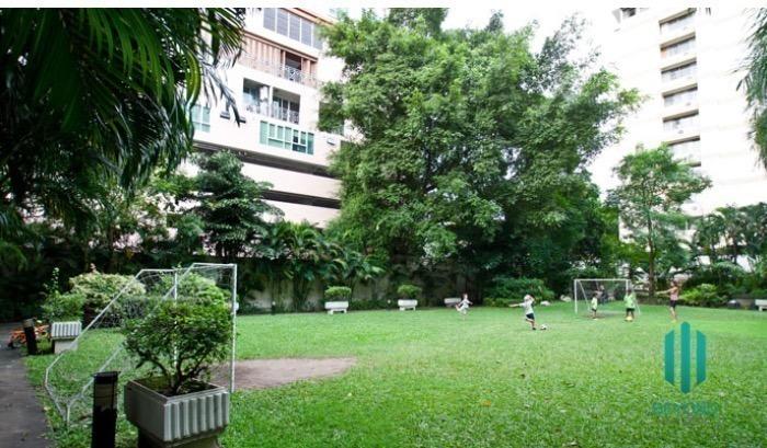 Phirom Garden Residence - For Rent 3 Beds Condo Near BTS Phrom Phong, Bangkok, Thailand | Ref. TH-YSLFNBKV