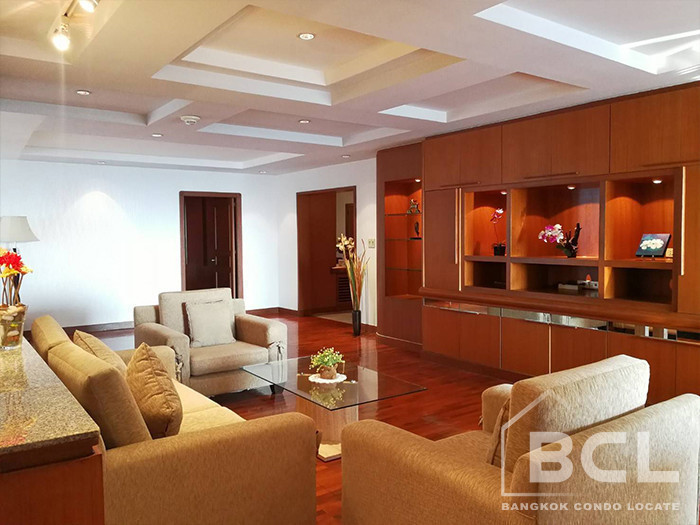 President Park Sukhumvit 24 - For Sale or Rent 3 Beds Condo in Watthana, Bangkok, Thailand | Ref. TH-ADJVTLTF