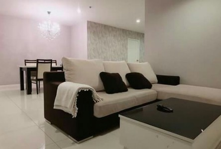 For Sale 3 Beds Condo Near MRT Phetchaburi, Bangkok, Thailand