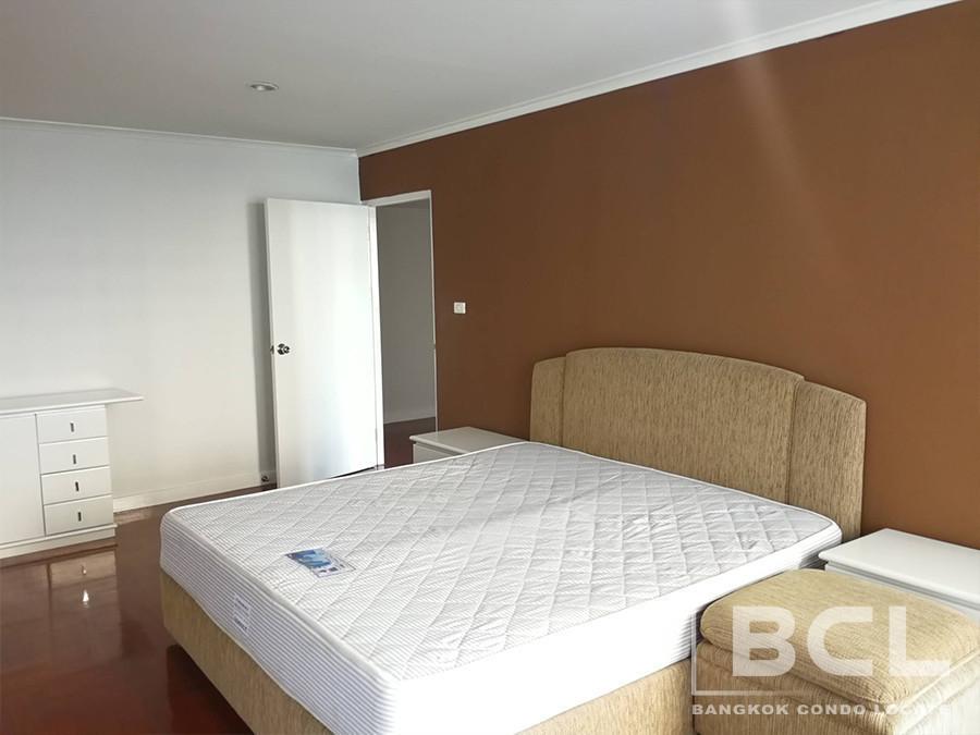 Belair Mansion - For Rent 3 Beds Condo Near MRT Sukhumvit, Bangkok, Thailand   Ref. TH-XIJPXHDV