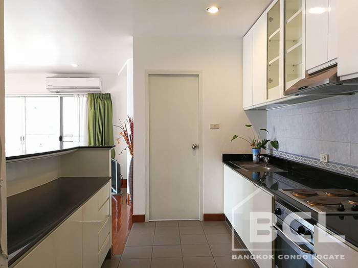 Baan Wannapa - For Rent 3 Beds Condo in Watthana, Bangkok, Thailand | Ref. TH-INTQDPBY