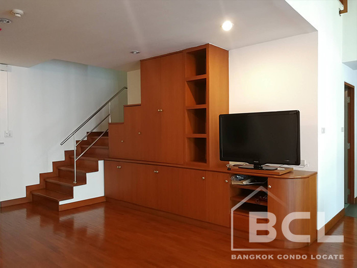 Baan Wannapa - For Rent 2 Beds Condo in Watthana, Bangkok, Thailand | Ref. TH-MNIVRJBE