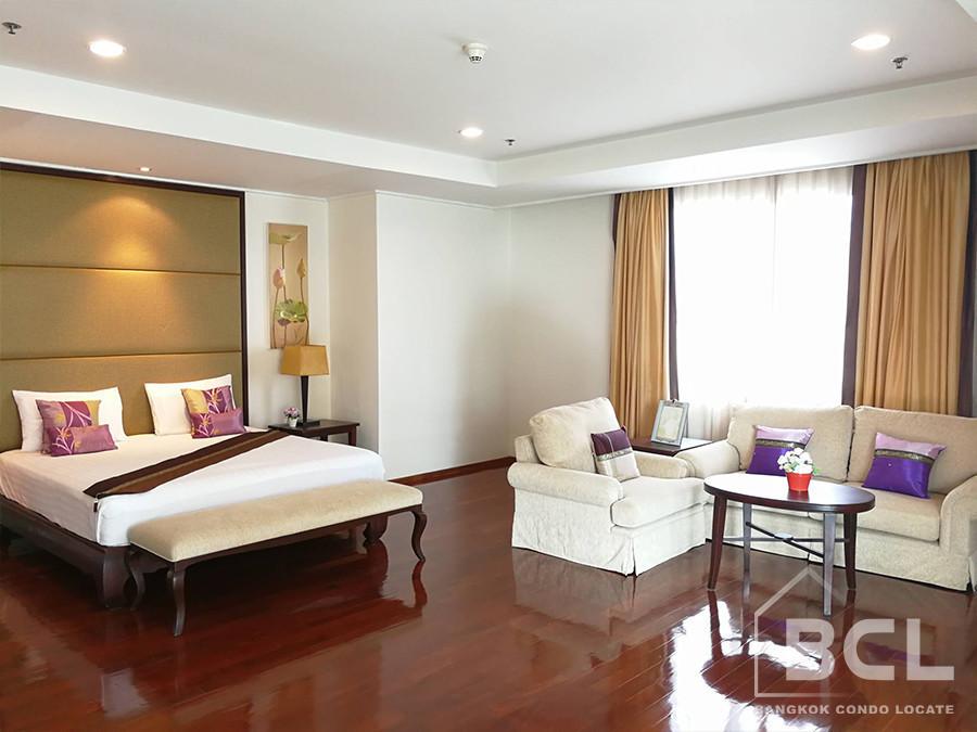 Piyathip Place - В аренду: Кондо с 3 спальнями возле станции BTS Phrom Phong, Bangkok, Таиланд   Ref. TH-EREWYGOV
