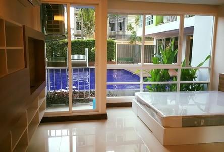 For Rent コンド 28 sqm in Huai Khwang, Bangkok, Thailand