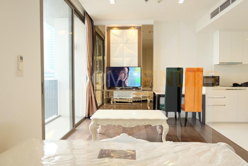 Nara 9 by Eastern Star - For Rent 1 Bed コンド Near BTS Chong Nonsi, Bangkok, Thailand | Ref. TH-EJZHSJCK