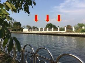 ตั้งอยู่บริเวณพื้นที่เดียวกัน - ทวีวัฒนา กรุงเทพฯ