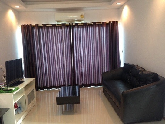 For Sale or Rent 1 Bed Condo in Pluak Daeng, Rayong, Thailand | Ref. TH-PDKZAKON