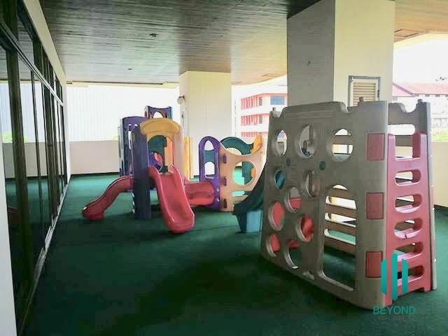 Sriratana Mansion 2 - For Rent 3 Beds Condo Near MRT Sukhumvit, Bangkok, Thailand   Ref. TH-ERSKYCXL