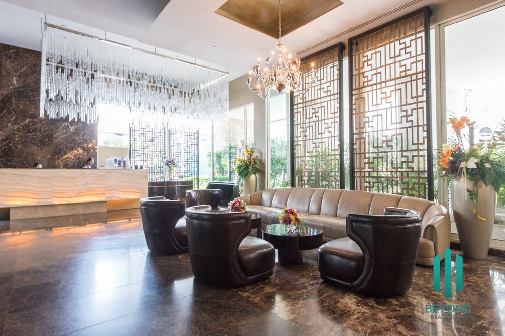 Ivy Thonglor - For Rent 1 Bed Condo in Watthana, Bangkok, Thailand   Ref. TH-HQJUMBFA