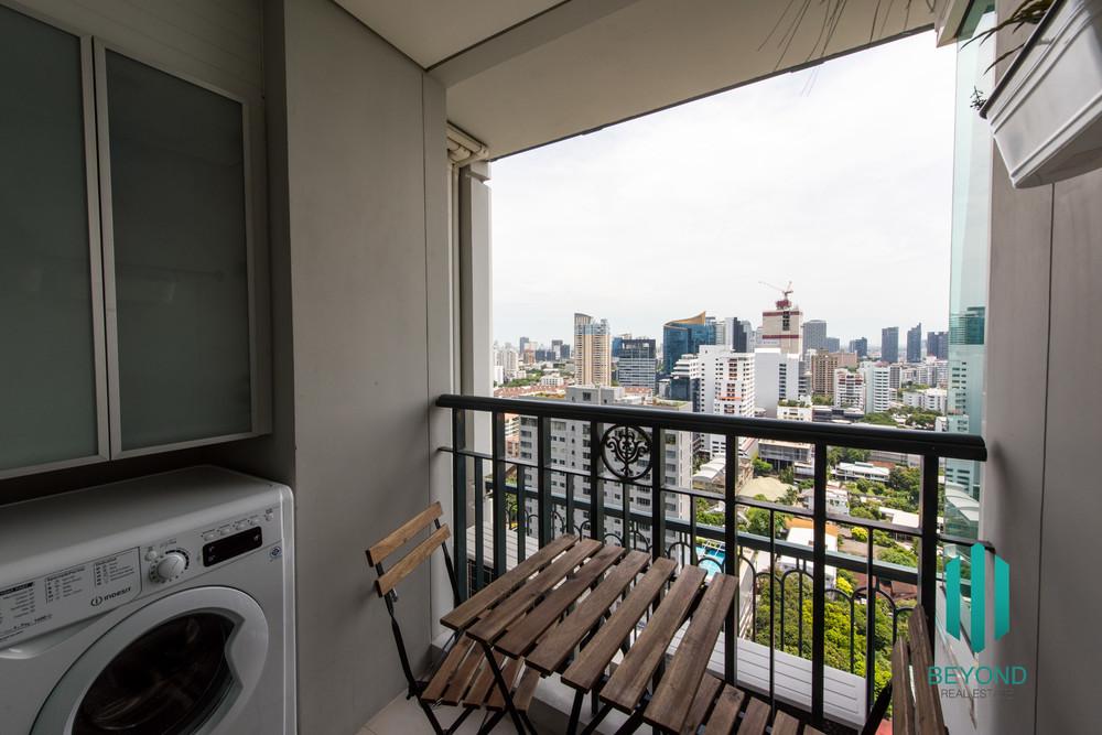 ไอวี่ ทองหล่อ - ให้เช่า คอนโด 1 ห้องนอน วัฒนา กรุงเทพฯ | Ref. TH-HQJUMBFA