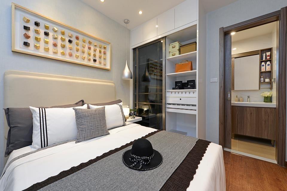 Artisan Ratchada - For Sale 2 Beds Condo in Huai Khwang, Bangkok, Thailand   Ref. TH-NSWKANTR