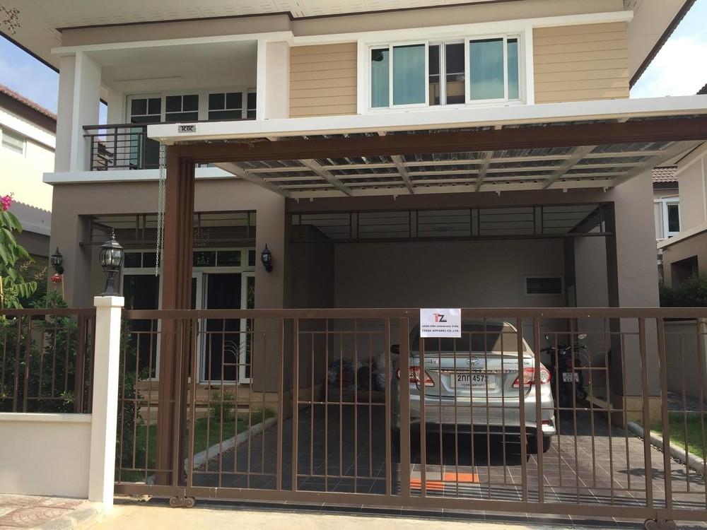 ขาย บ้านเดี่ยว 3 ห้องนอน เมืองสมุทรสาคร สมุทรสาคร | Ref. TH-TZCCCURW