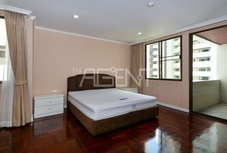 For Rent 4 Beds Condo Near MRT Sukhumvit, Bangkok, Thailand
