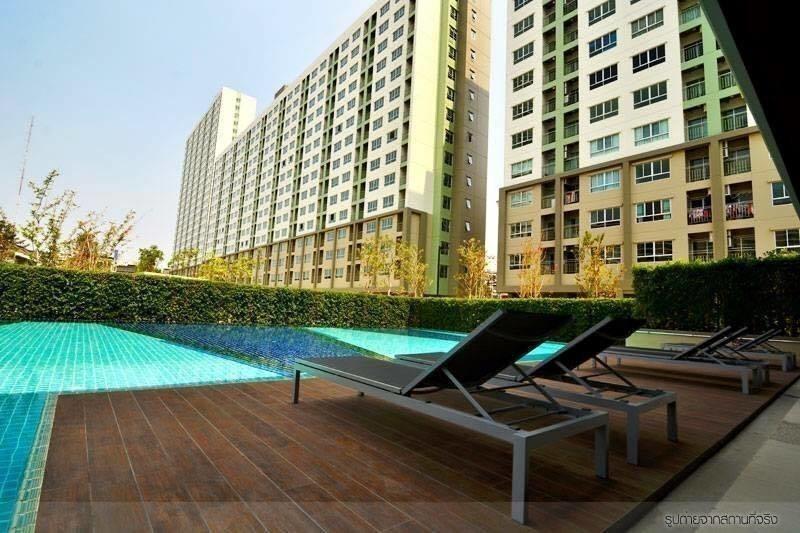Lumpini Ville Ramkhamhaeng 60/2 - For Rent 1 Bed コンド in Bang Kapi, Bangkok, Thailand | Ref. TH-ULPKCOKY