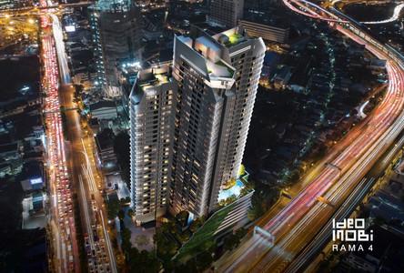 Продажа: Кондо 25.5 кв.м. возле станции MRT Khlong Toei, Bangkok, Таиланд