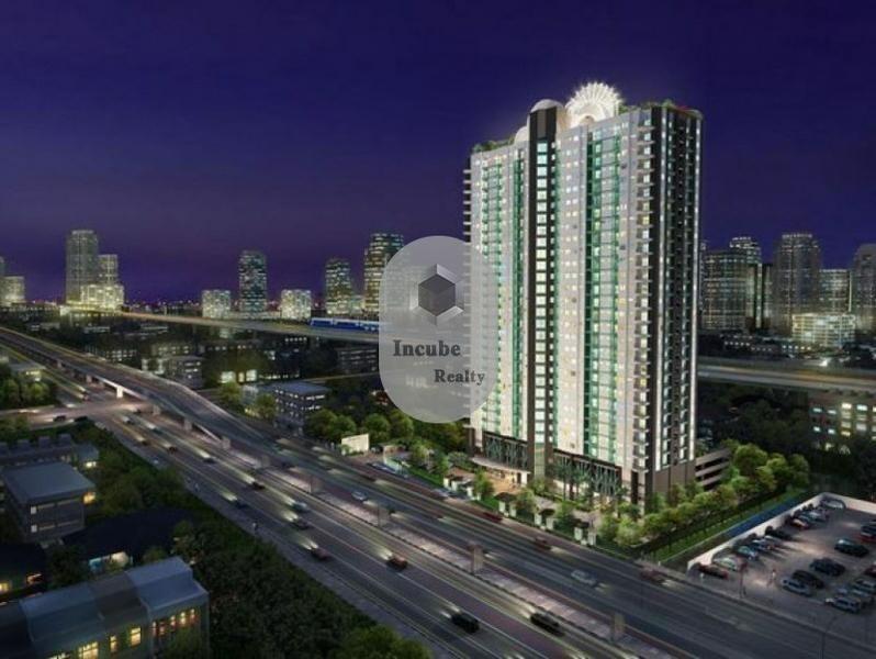 Supalai Park Asoke - Ratchada - Продажа или аренда: Кондо с 2 спальнями возле станции MRT Phraram Kao 9, Bangkok, Таиланд | Ref. TH-TEXPWOWT