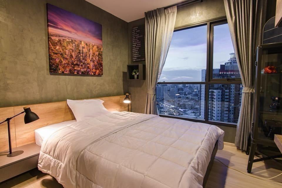 Life Sukhumvit 48 - Продажа: Кондо c 1 спальней возле станции BTS Phra Khanong, Bangkok, Таиланд | Ref. TH-XUOQOYPQ