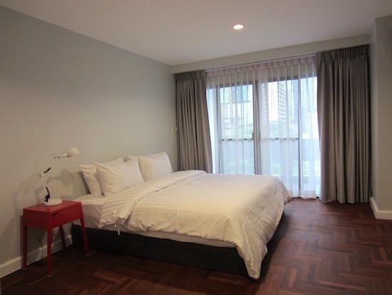 Sukhumvit House - В аренду: Кондо с 2 спальнями возле станции MRT Sukhumvit, Bangkok, Таиланд | Ref. TH-AWVLHOMA