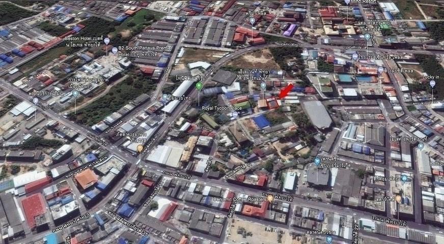 Продажа: Жилое здание 13 комнат в районе Bang Lamung, Chonburi, Таиланд | Ref. TH-LKKAEMRQ