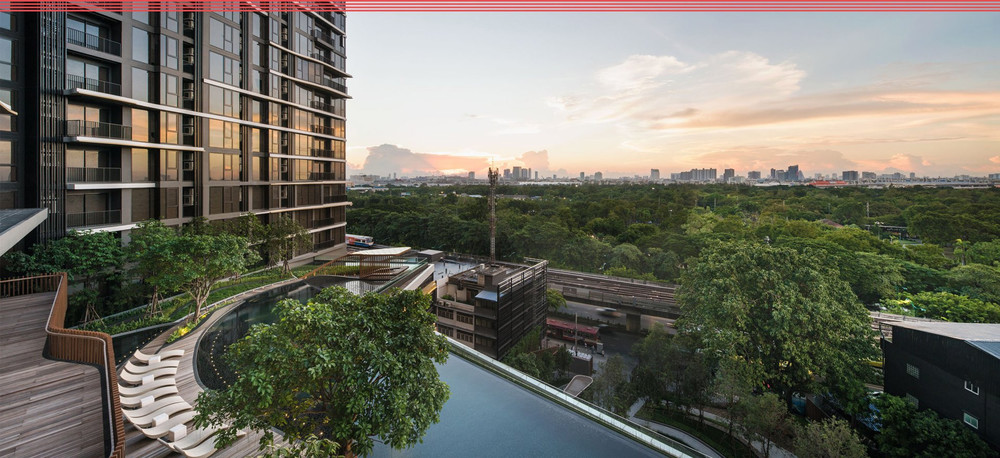 THE LINE Jatujak - Mochit - For Sale or Rent 1 Bed Condo Near MRT Chatuchak Park, Bangkok, Thailand | Ref. TH-XXCKNWET