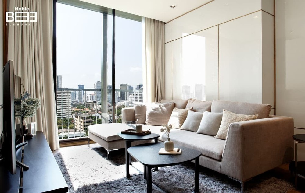 Noble BE33 - For Sale 1 Bed Condo Near BTS Phrom Phong, Bangkok, Thailand | Ref. TH-EPEYBVWA