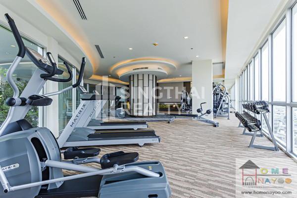 Sky Walk Condominium - For Sale 2 Beds Condo Near BTS Phra Khanong, Bangkok, Thailand | Ref. TH-RIRUOGBH