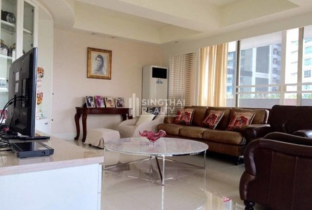 For Sale 4 Beds Condo Near BTS Asok, Bangkok, Thailand