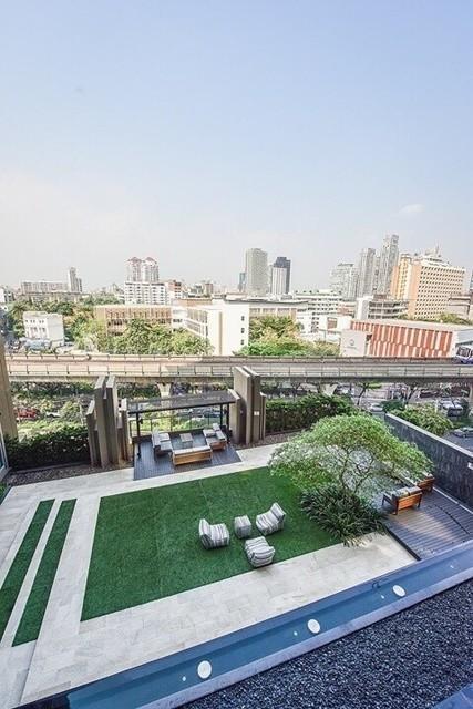 The Crest Sukhumvit 34 - For Rent 1 Bed コンド in Khlong Toei, Bangkok, Thailand | Ref. TH-XUWZXJNT