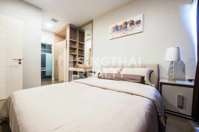 The Crest Sukhumvit 34 - For Rent 1 Bed コンド in Khlong Toei, Bangkok, Thailand | Ref. TH-TMAQEUHW