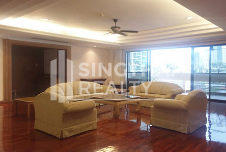For Rent 3 Beds コンド Near MRT Sukhumvit, Bangkok, Thailand
