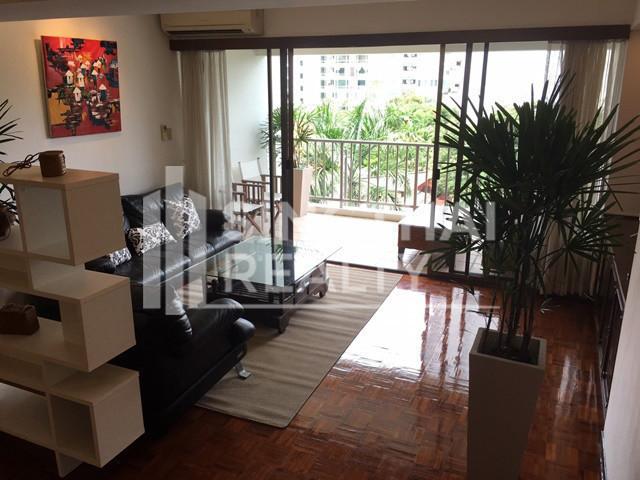 Baan Prida - For Rent 3 Beds Condo Near BTS Nana, Bangkok, Thailand | Ref. TH-CHCXKOIY