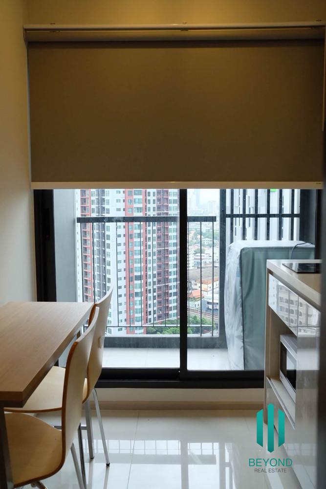 Life Sukhumvit 48 - В аренду: Кондо c 1 спальней возле станции BTS Phra Khanong, Bangkok, Таиланд   Ref. TH-SFKQSRCR