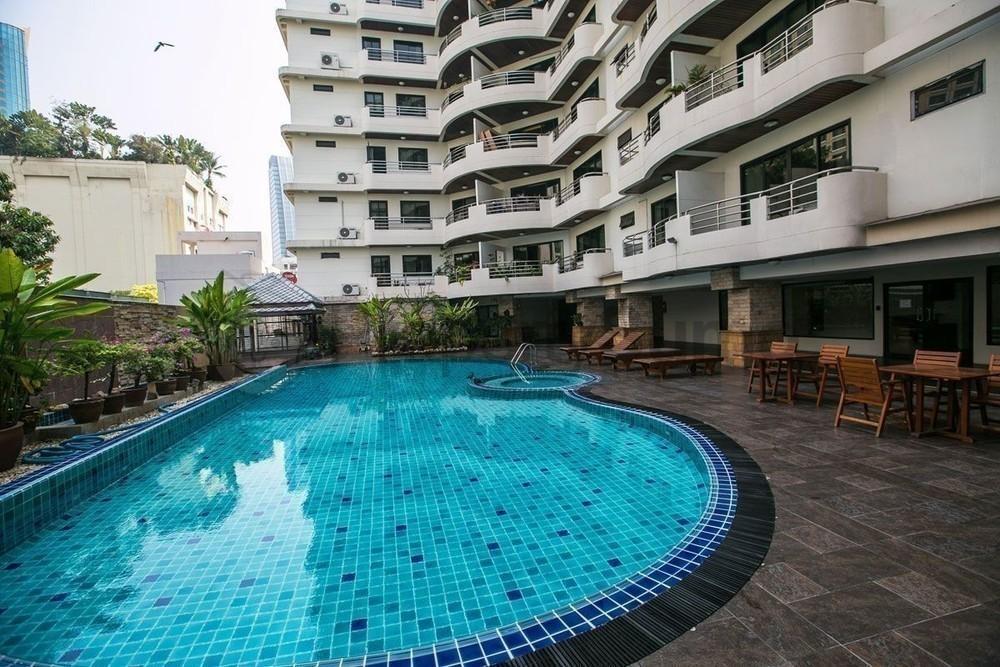 Cosmo Villa - For Rent 3 Beds Condo Near BTS Asok, Bangkok, Thailand | Ref. TH-FRNZIRVG