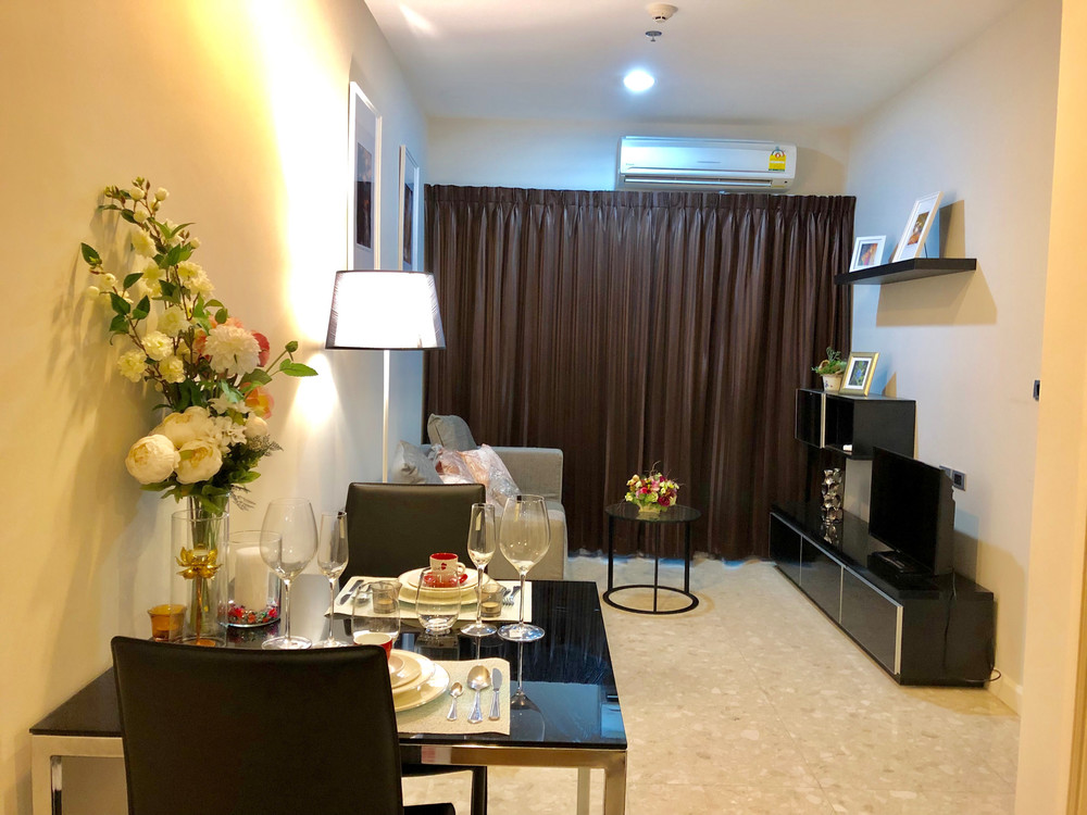 The Crest Sukhumvit 34 - For Rent 1 Bed コンド in Khlong Toei, Bangkok, Thailand | Ref. TH-YMAJLBOP