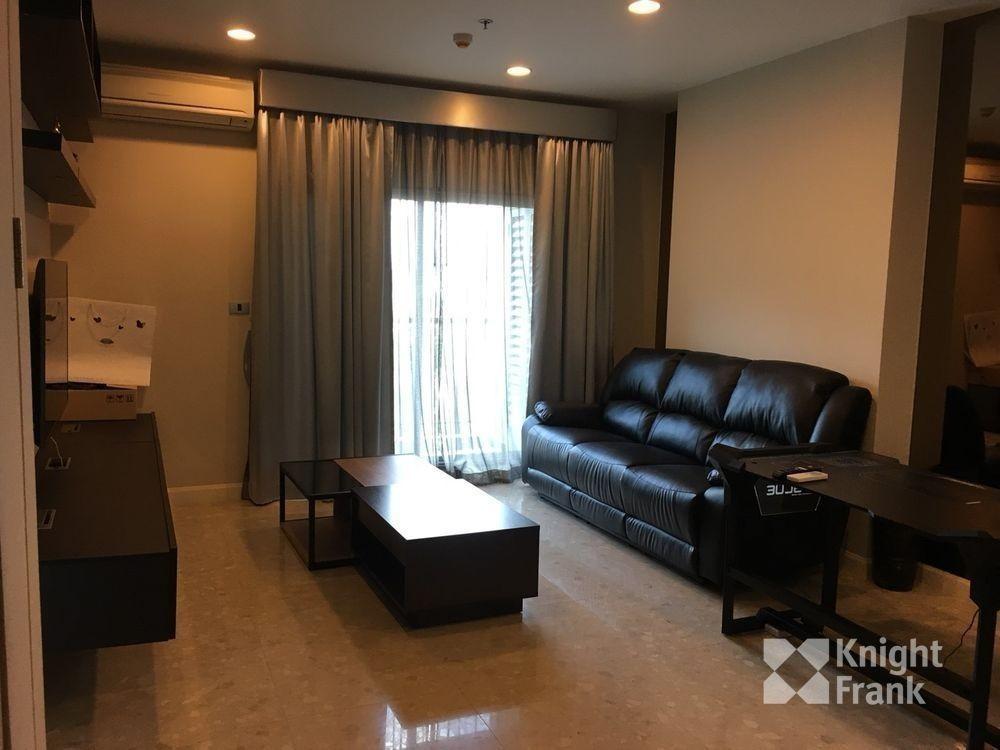 The Crest Sukhumvit 34 - For Rent 1 Bed コンド in Khlong Toei, Bangkok, Thailand | Ref. TH-JRQYSRGJ