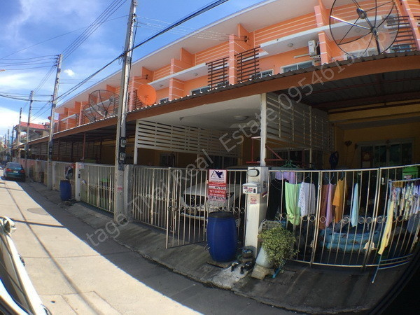 For Sale 2 Beds Townhouse in Wang Noi, Phra Nakhon Si Ayutthaya, Thailand | Ref. TH-YETFPDRS