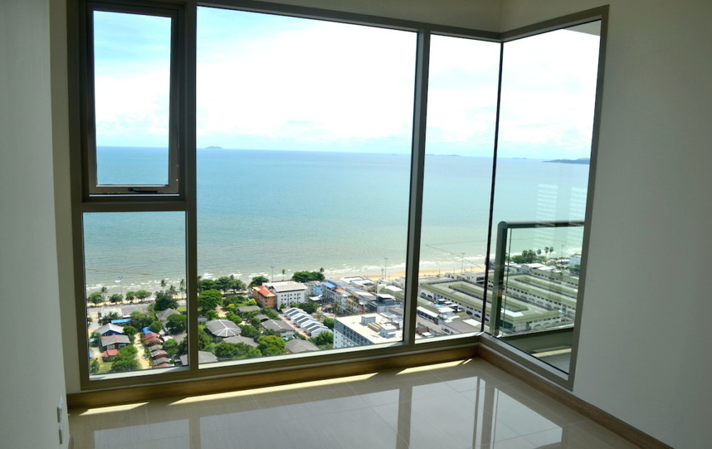 The Riviera Jomtien - For Sale 1 Bed Condo in Bang Lamung, Chonburi, Thailand | Ref. TH-GCTVZOQG