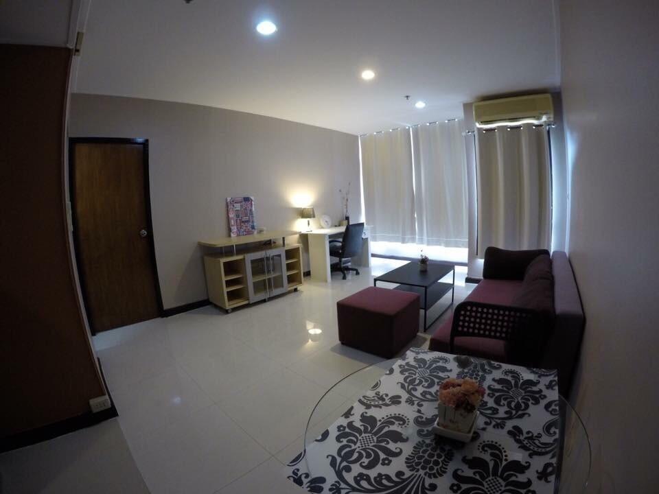 Phayathai Place - For Rent 1 Bed Condo Near BTS Phaya Thai, Bangkok, Thailand | Ref. TH-QBYKMFKQ