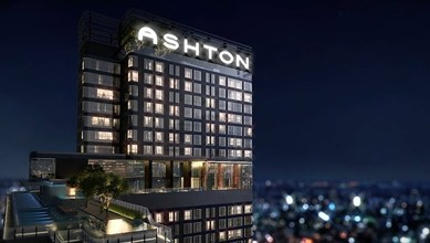 Located in the same building - Ashton Asoke