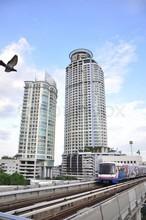 Located in the same building - Sky Walk Condominium