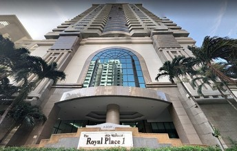 Located in the same area - Regent Royal Place 1