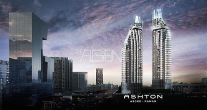 Located in the same building - ASHTON Asoke - Rama 9