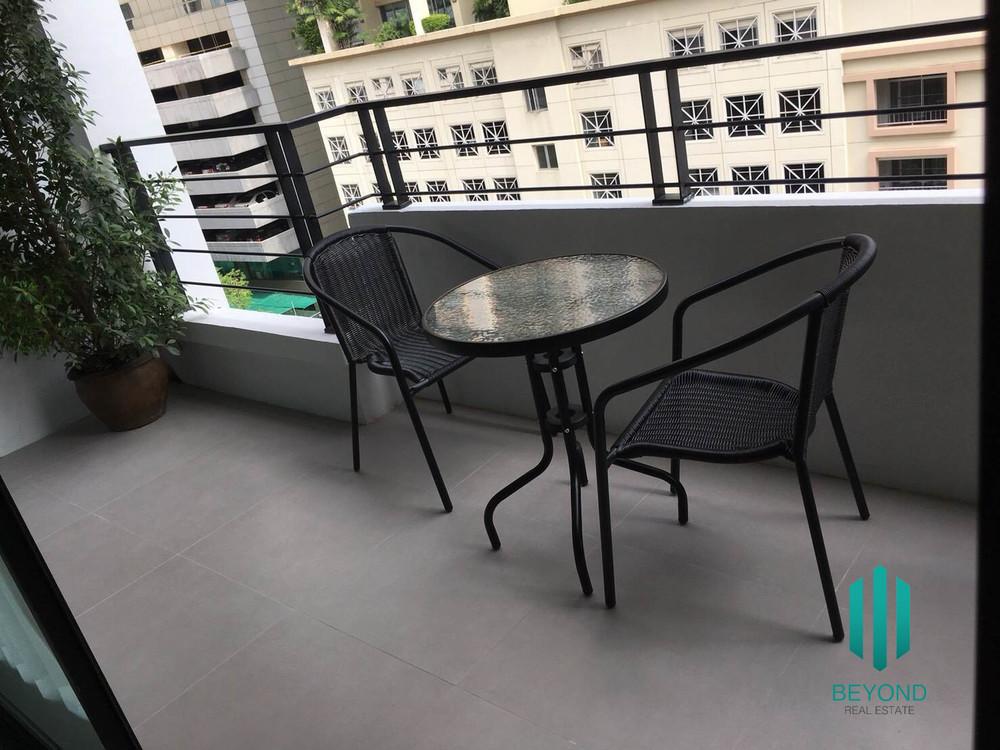 Villa Bajaj - For Rent 3 Beds Condo Near MRT Sukhumvit, Bangkok, Thailand | Ref. TH-GGQYZUIY