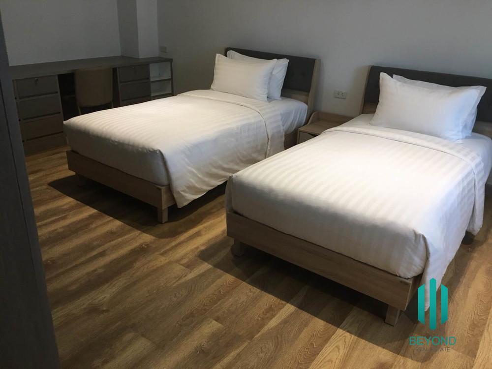 Villa Bajaj - For Rent 2 Beds Condo Near MRT Sukhumvit, Bangkok, Thailand | Ref. TH-TFULGGYL