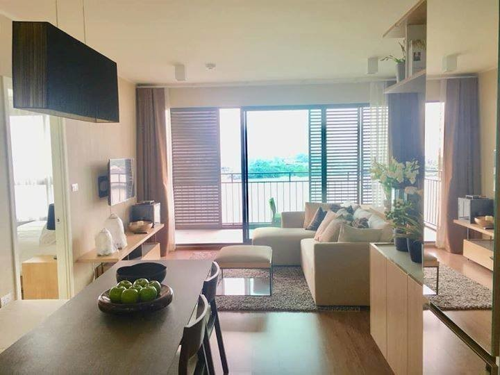 U Delight Residence Riverfront Rama 3 - For Sale 2 Beds Condo in Yan Nawa, Bangkok, Thailand | Ref. TH-QFAQWAUT